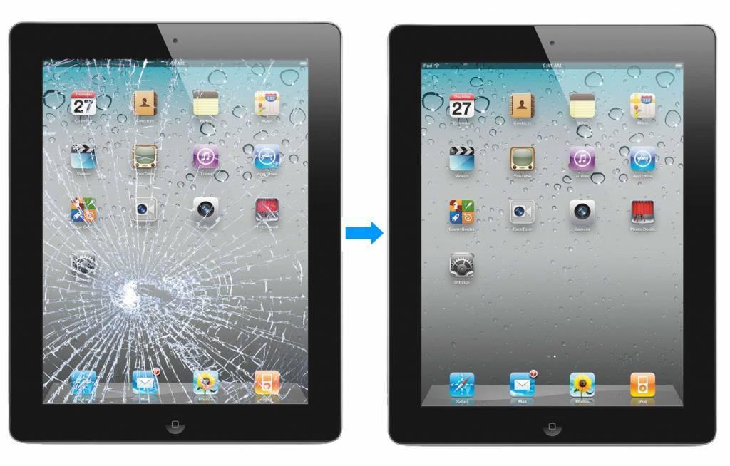 Замена дисплея планшета в Одессе, ремонт, замена экрана планшета
