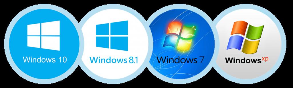 Установка Windows Одесса, версии ОС