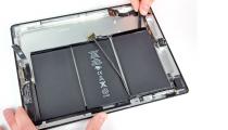 Замена корпусных деталей планшета
