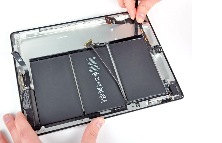 замена батареи планшета одесса