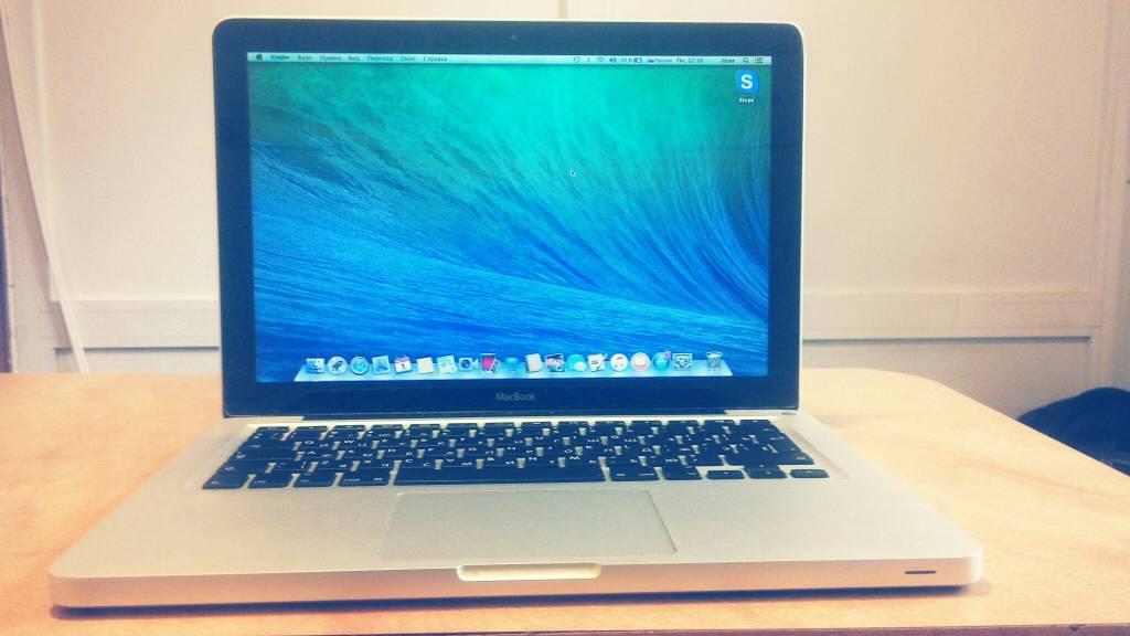 Замена клавиатуры на Macbook Одесса