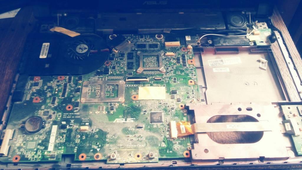 Модернизация ноутбука Asus N53S в Одессе