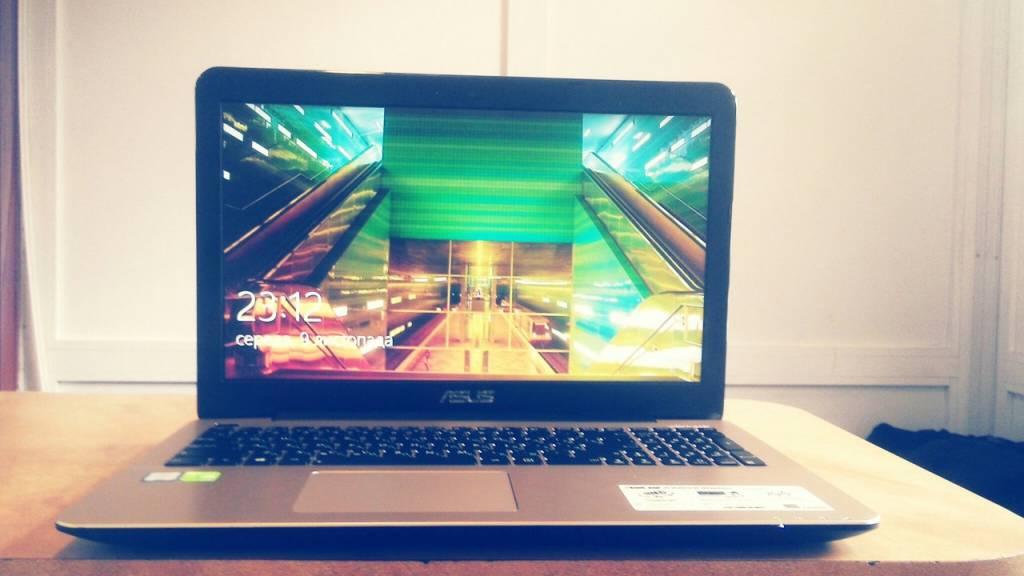 Замена клавиатуры на ноутбуке Asus X555 Одесса