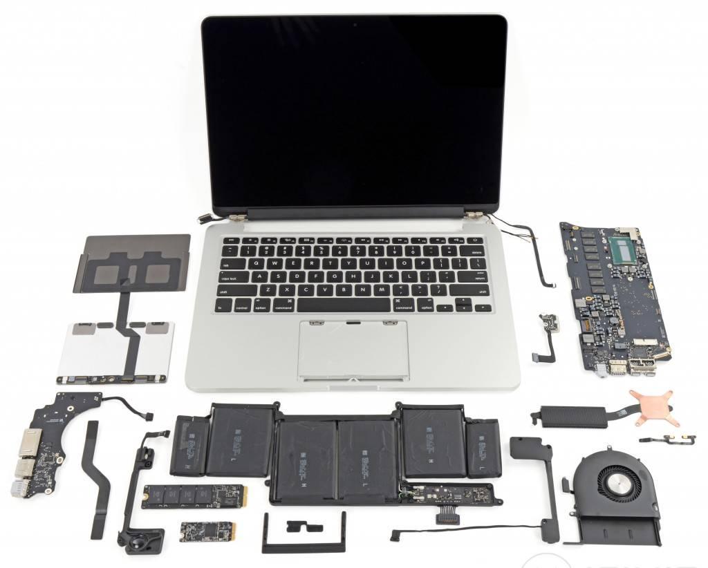 Ремонт MacBook в Одессе
