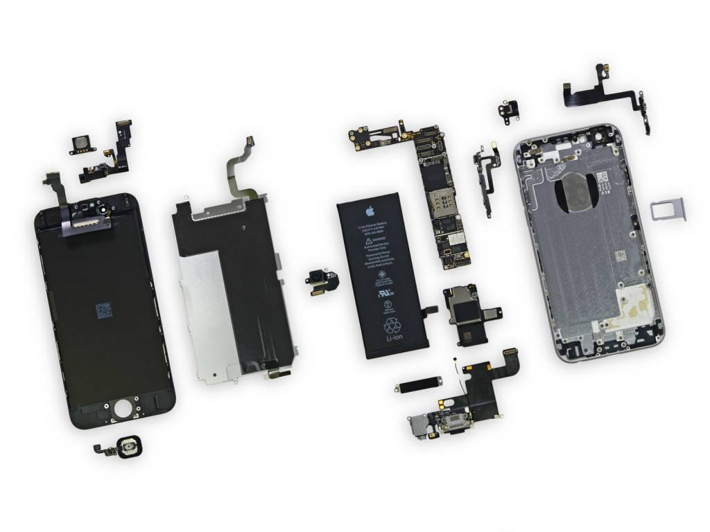 Срочный ремонт iPhone 6S в Сервисном центре Express Service