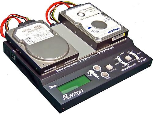 оборудование для восстановления информации с жесткого диска в Одессе
