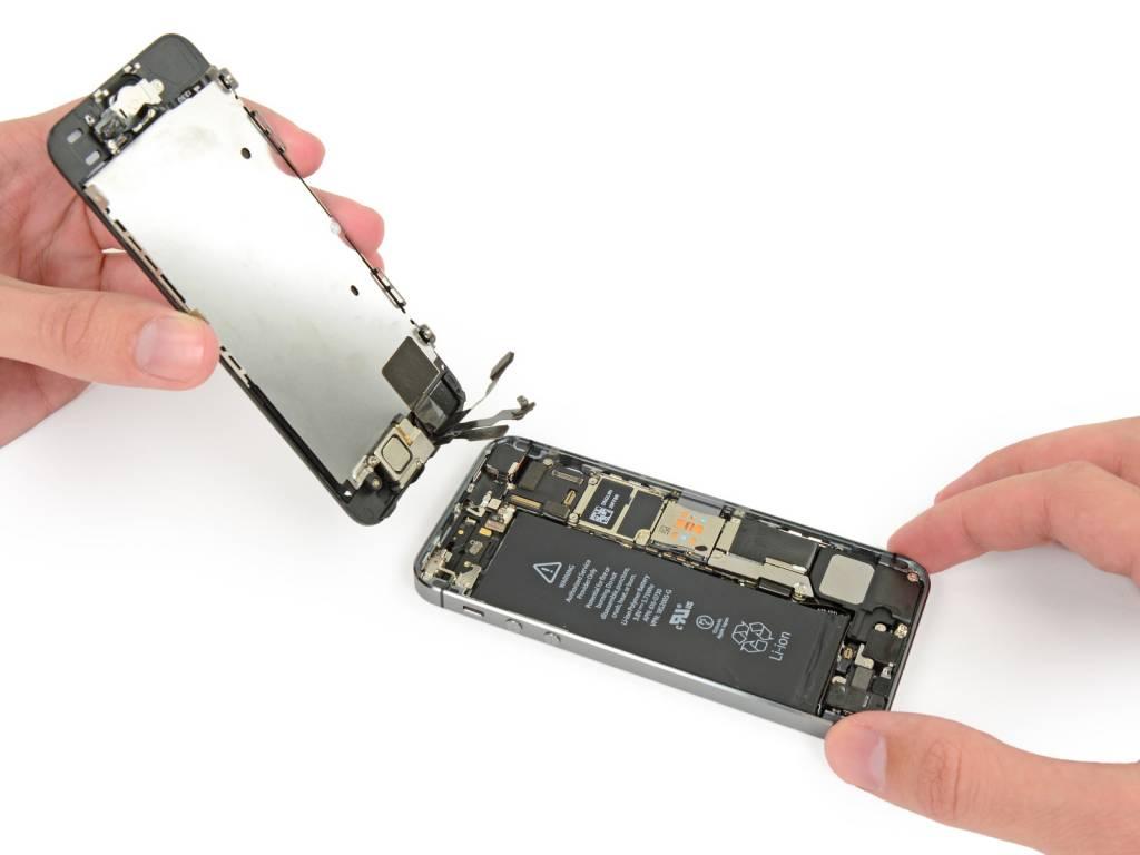 Замена экрана/стекла на Iphone 5/5s/5c в Одессе