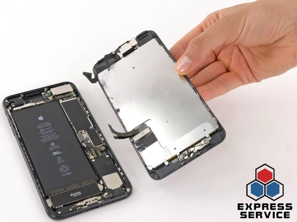 сколько стоит замена стекла на айфон 6 плюс в одеесе