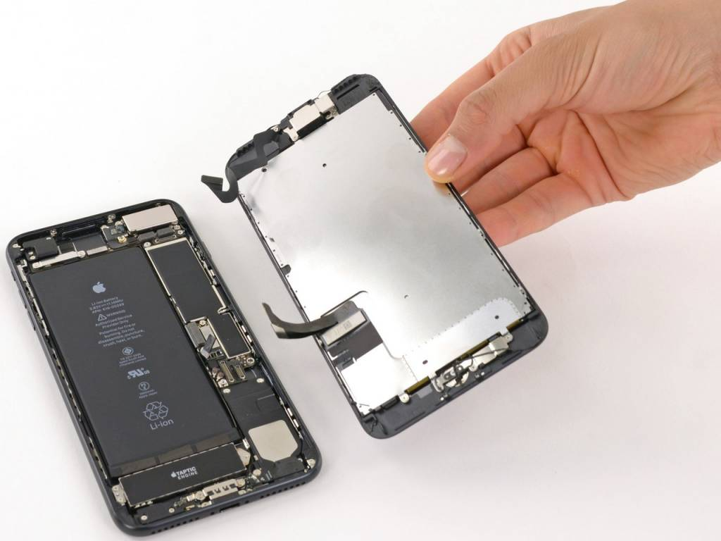 Замена экрана на айфон 7 iphone 7