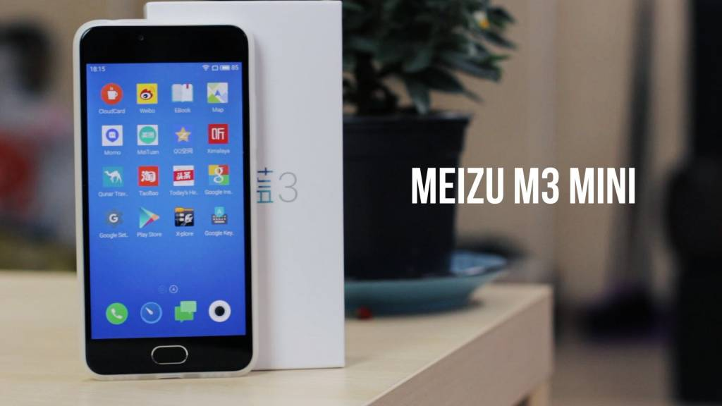 Ремонт Meizu M3 Mini в Одессе за 90 минут