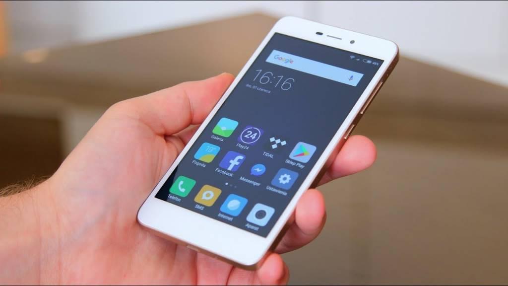 Ремонт Xiaomi 4A в Одессе за 90 минут