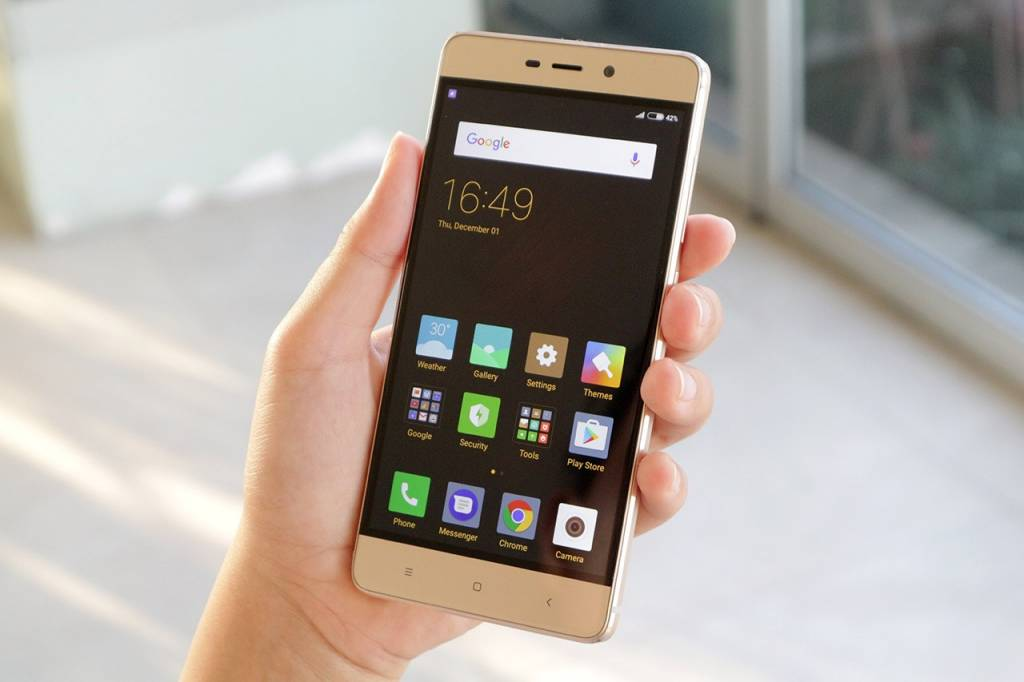 Ремонт Xiaomi Redmi 4 Prime в Одессе за 90 минут