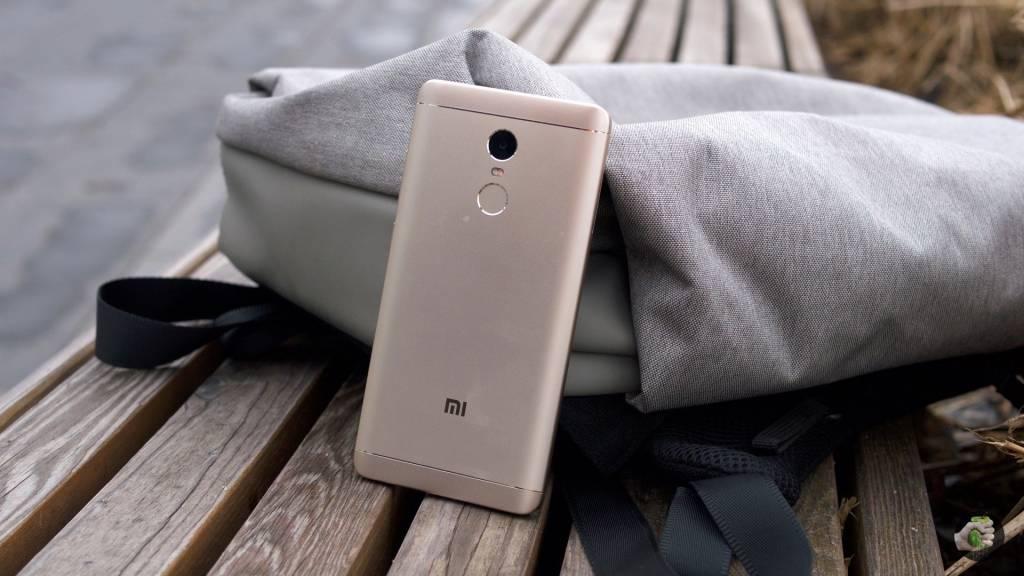 Ремонт Xiaomi Redmi Note 4X в Одессе за 90 минут